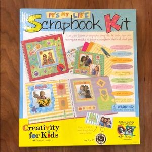 BRAND NEW Scrapbook Kit